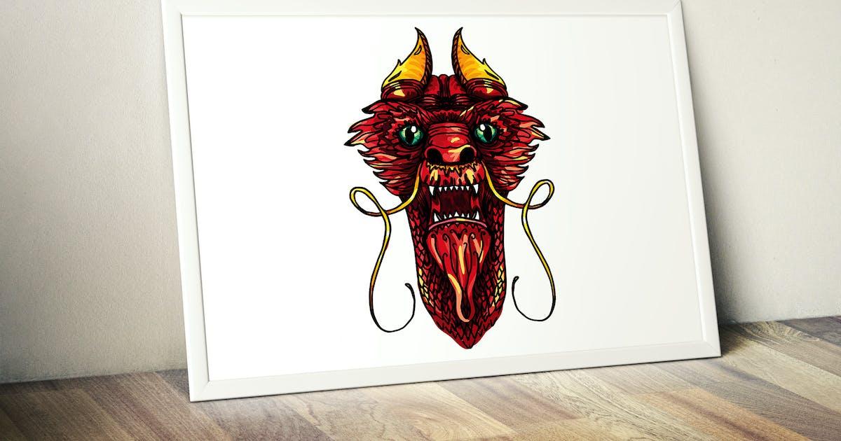 Magic Dragon by barsrsind
