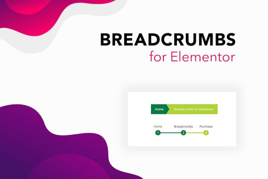 Breadcrumbs for Elementor