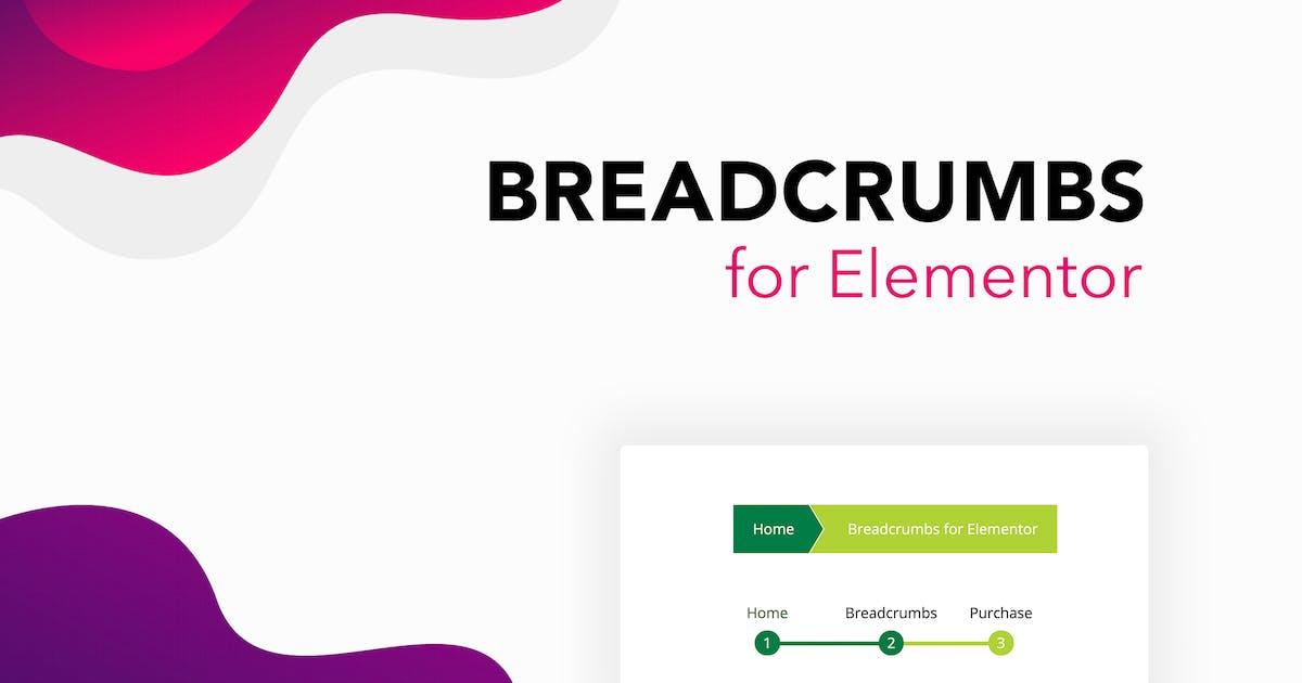 Download Breadcrumbs for Elementor by WWPixels