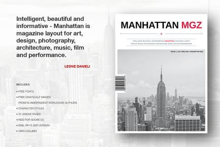 Manhattan MGZ