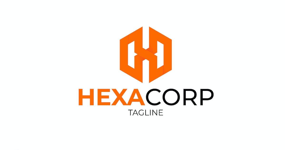 Download Hexa Corp - Logo Template by Rometheme