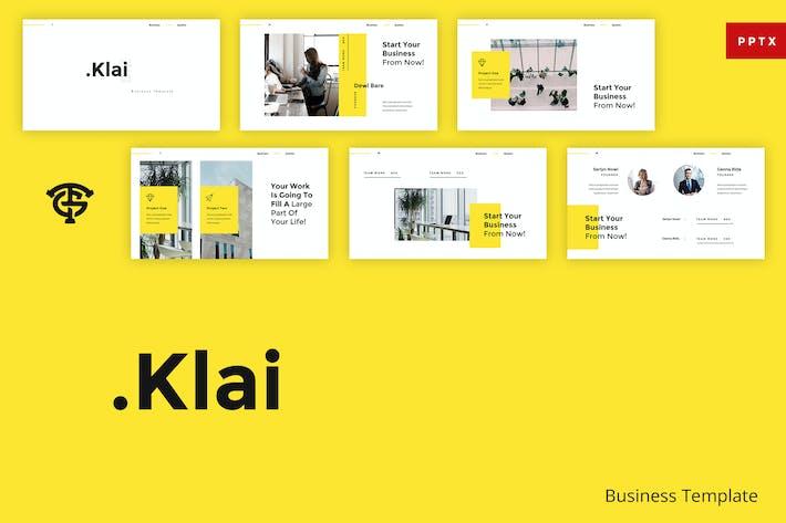 Thumbnail for Klai Business - Powerpoint