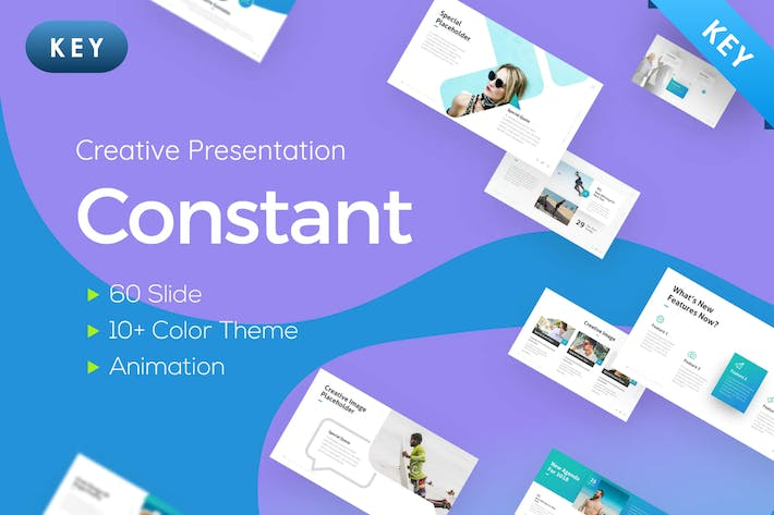 Calentines Business Keynote Template