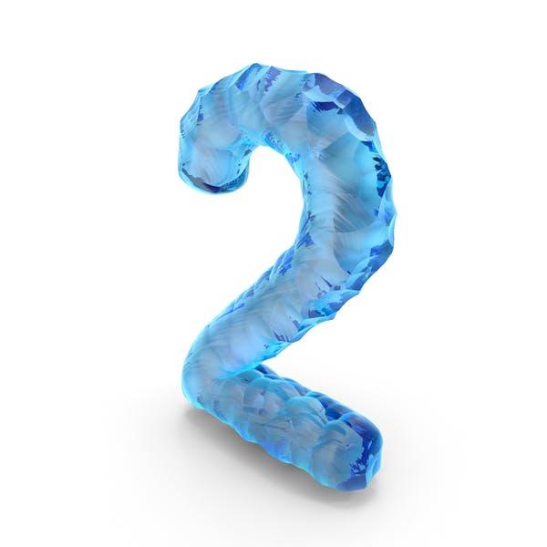 Ice Alphabet Number 2