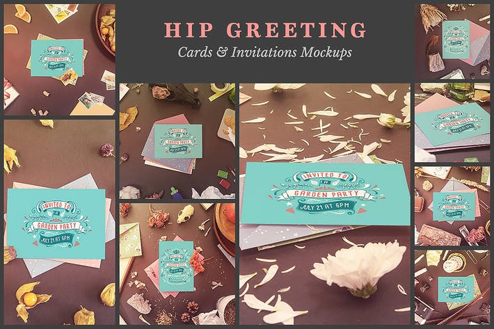 Thumbnail for The Hip Greeting Cards & Invitations