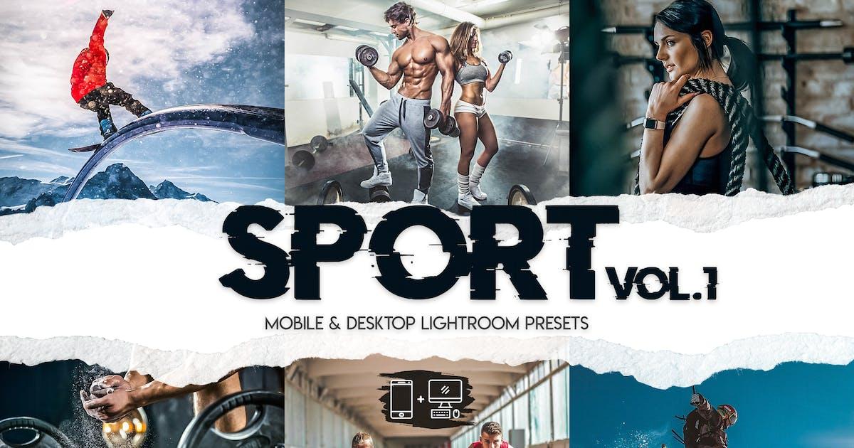 Download Sport Lightroom Presets Vol. 1 by ClauGabriel