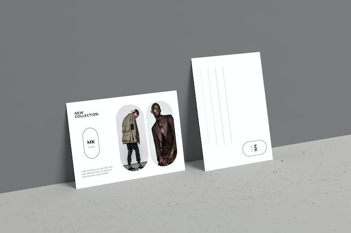 Thumbnail for Fashion Postcard