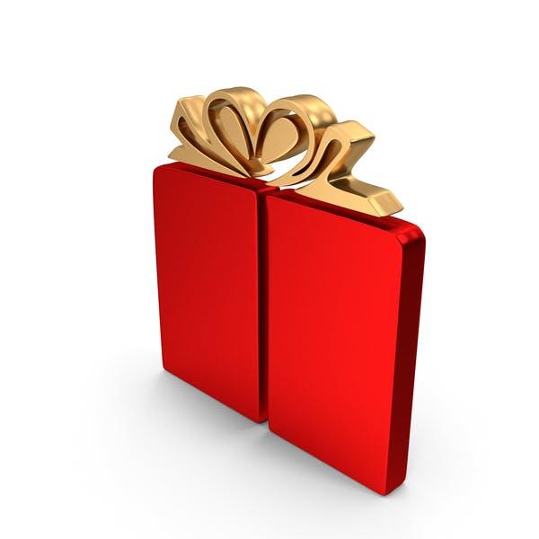 Price Gift Icon Logo