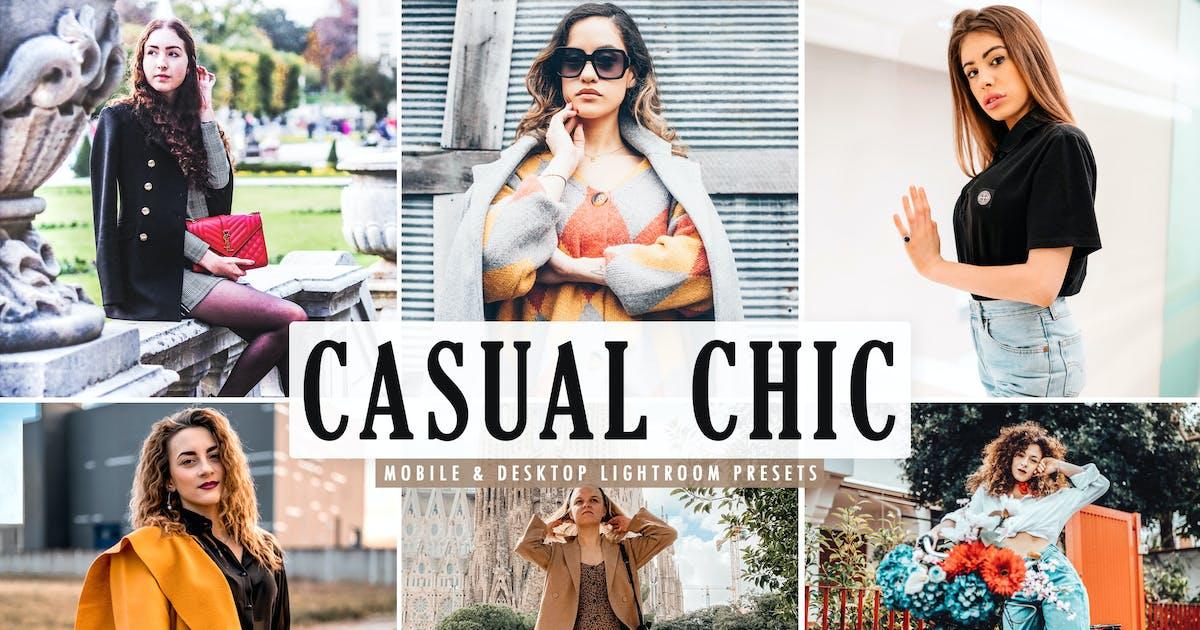 Download Casual Chic Mobile & Desktop Lightroom Presets by creativetacos