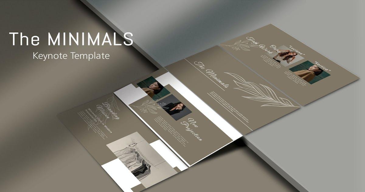 Download THE MINIMALS - Keynote Template by joelmaker