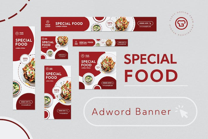 Special Food Adword Banner