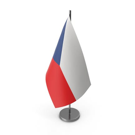 Tischfahne Tschechische Republik