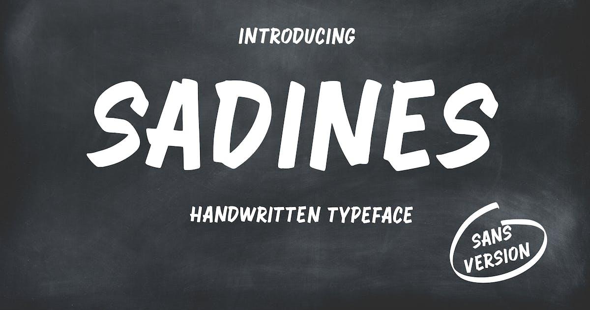 Download Sadines Sans by adilbudianto