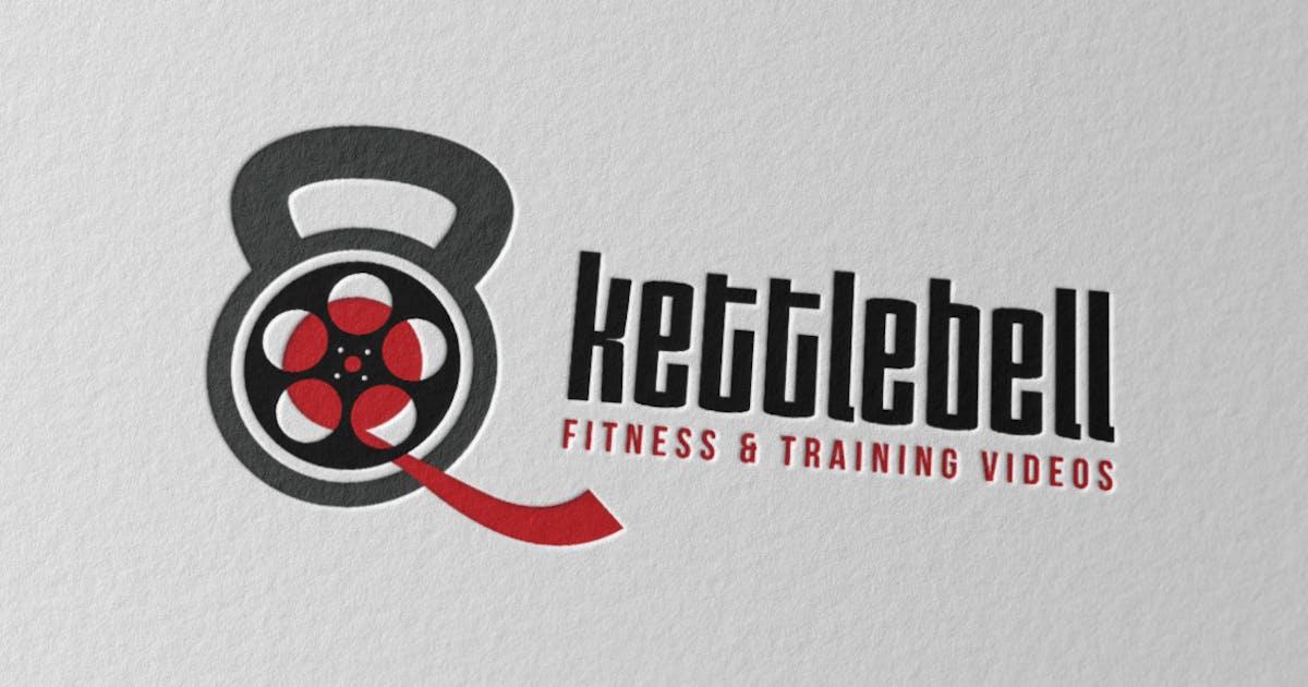 Kettlebell Logo by Scredeck