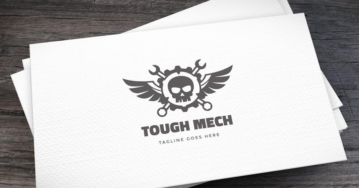 Download Tough Mech Logo Template by empativo
