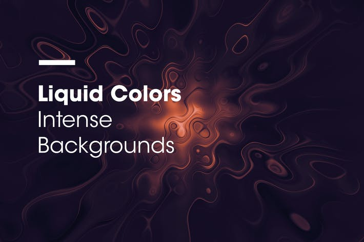 Thumbnail for Liquid Colors | Intense Backgrounds