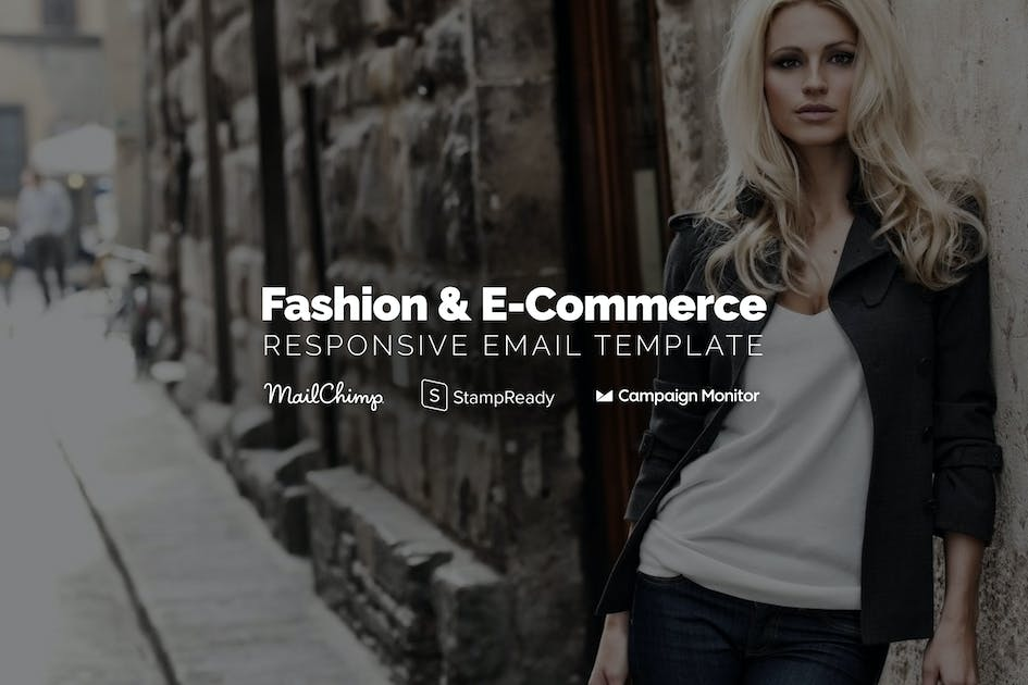 Download Fashion & Ecommerce - Responsive Email Template by Psd2Newsletters