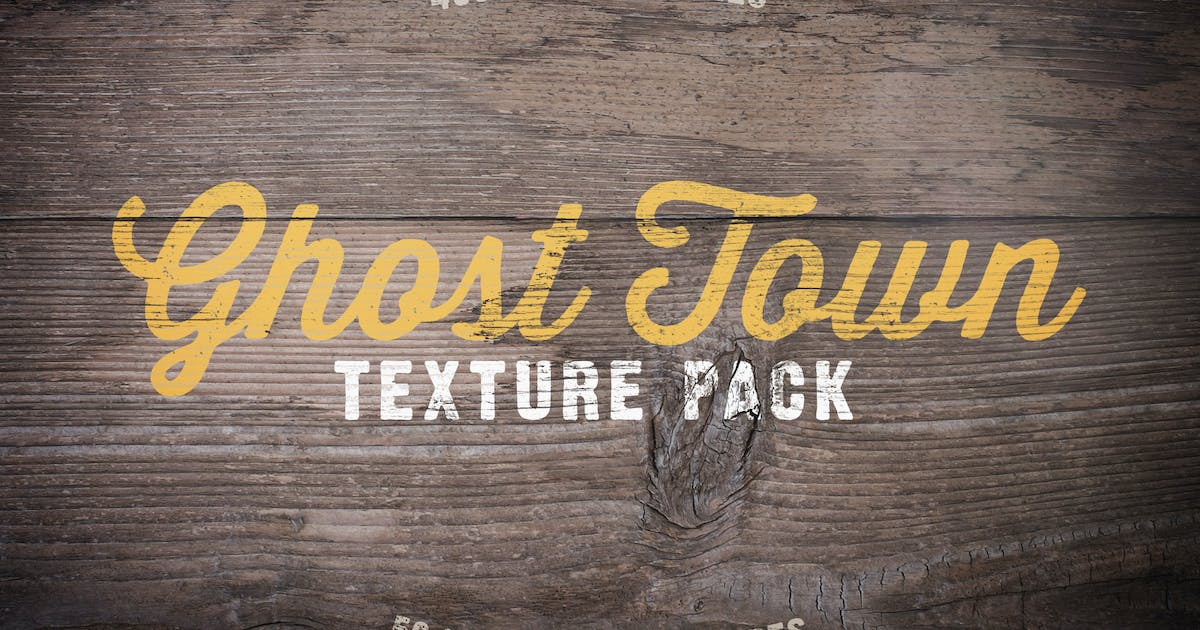 Download Ghost Town Grunge Texture Pack Volume 1 by DesignPanoply
