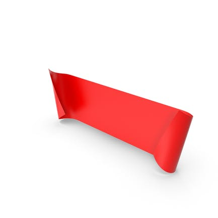 Banner Red