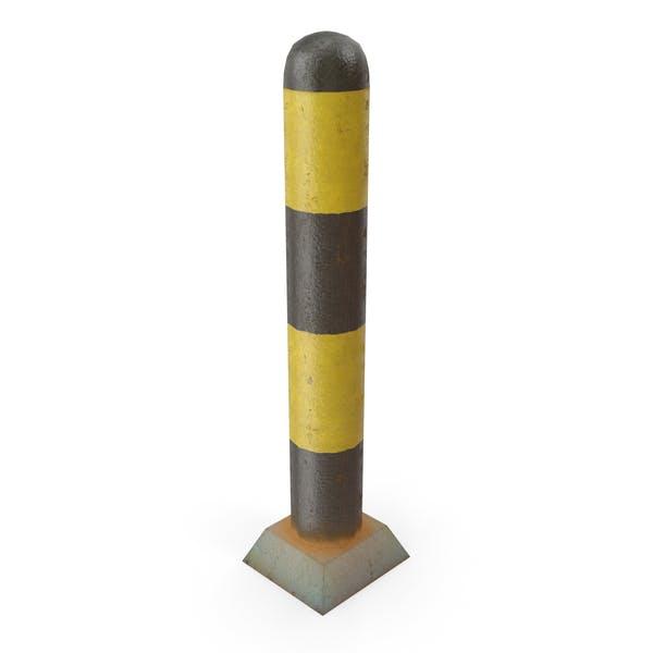 Металлический блокатор Улица