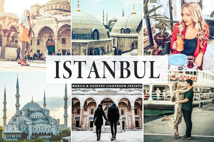 Thumbnail for Istanbul Mobile & Desktop Lightroom Presets