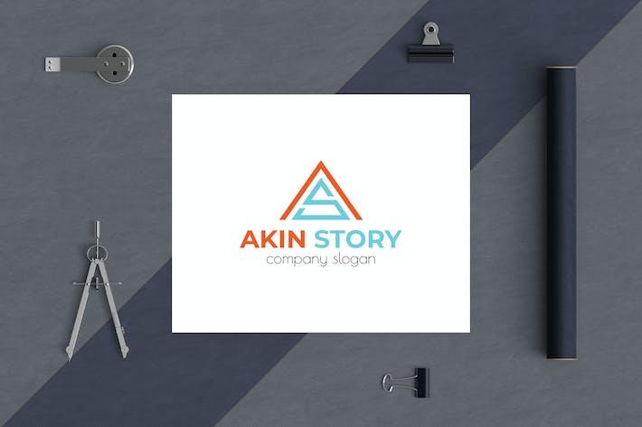 Thumbnail for Letter Based Business Logo Template