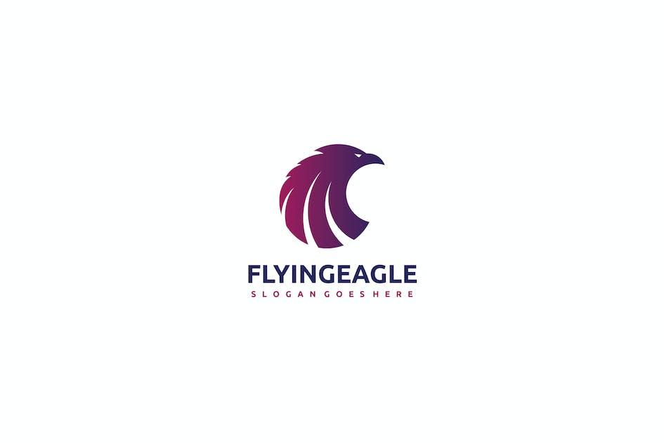 Download Eagle Logo by 3ab2ou