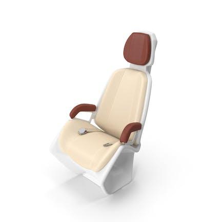 Hyperloop Seat