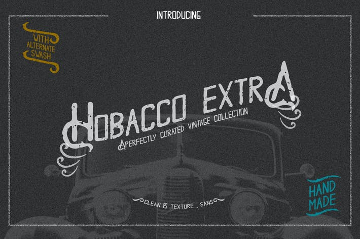Thumbnail for Hobacco Extra Vintage Type HR