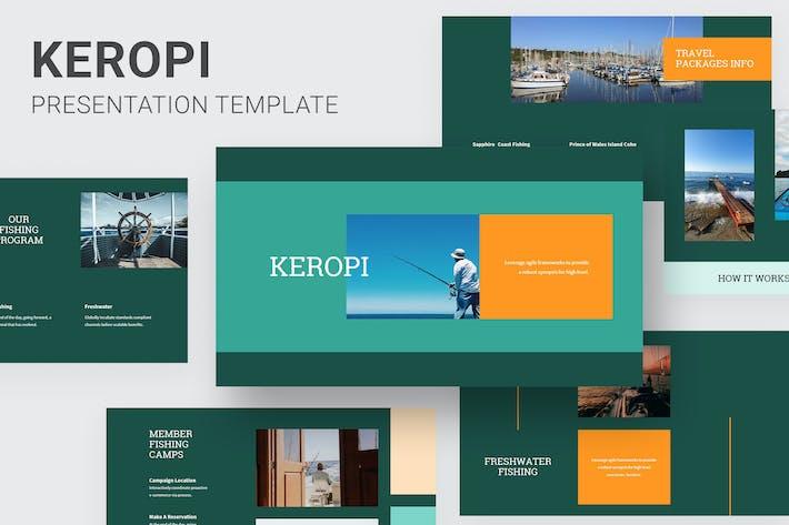 Thumbnail for Keropi - Fishing Club Powerpoint