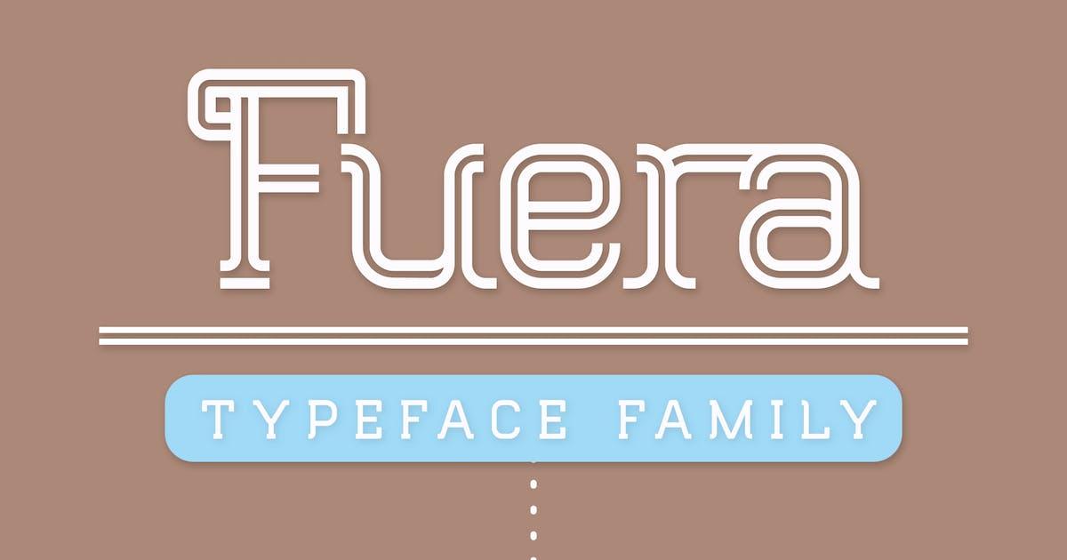 Download Fuera by Typogama