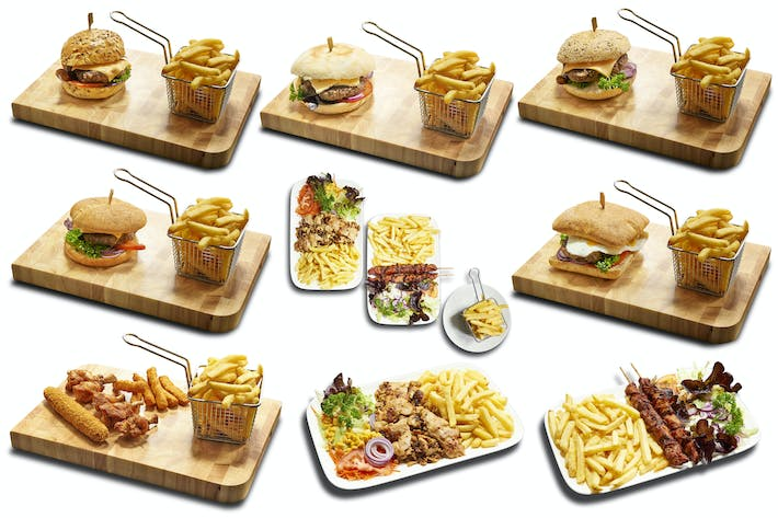 Cover Image For Burgers_Collection