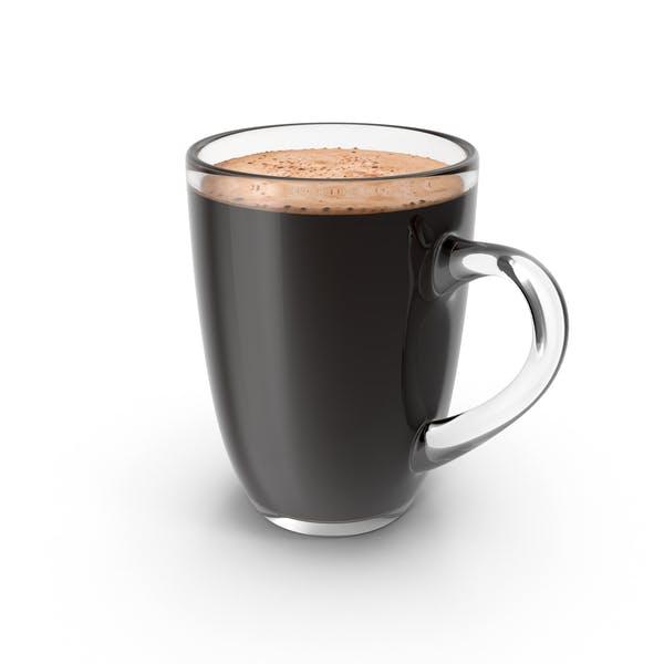 Coffee Cup Glass