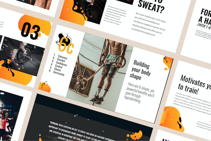 Thumbnail for GYM - Powerpoint
