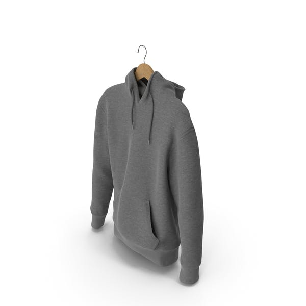 Mens Hoody On Hanger