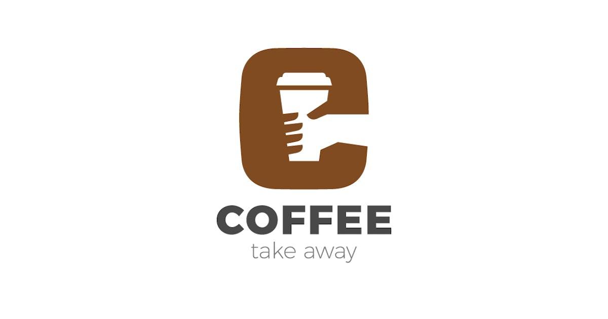Download Logo Coffee Cup Take Away by Sentavio