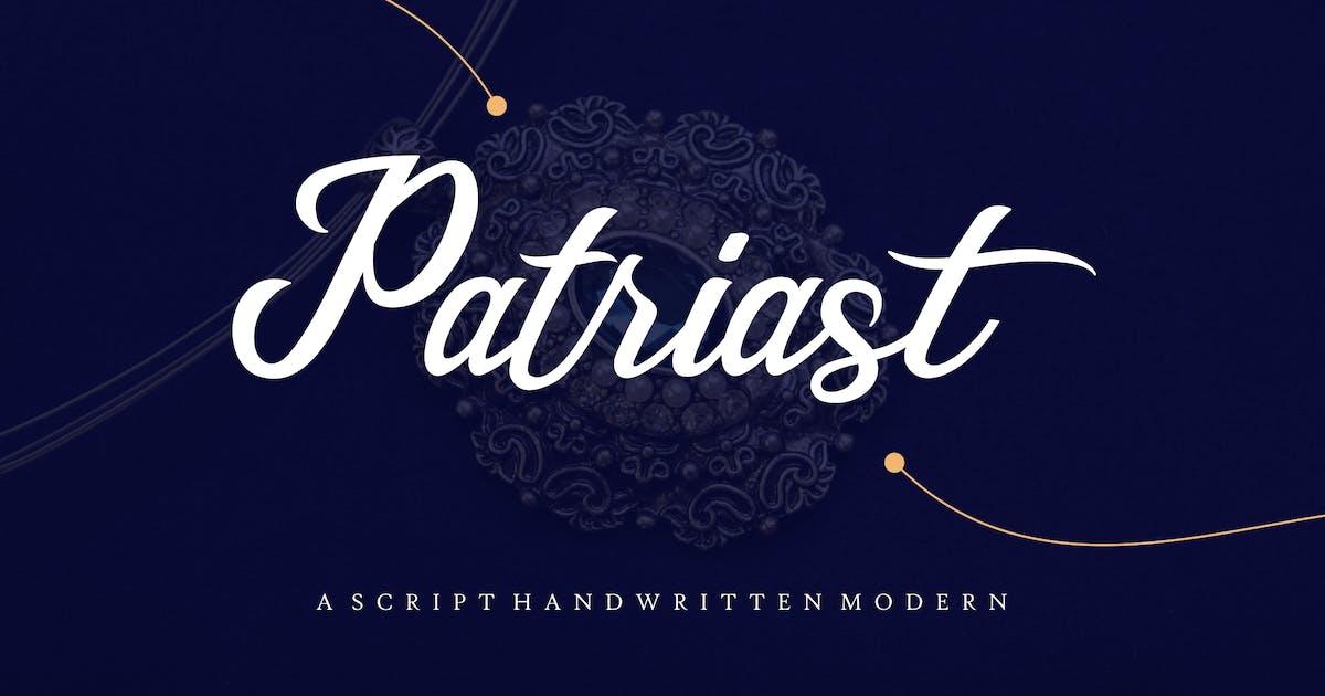 Download Patriast - Elegant Handwritten Signature by naulicrea