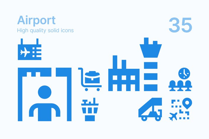 Thumbnail for Airport Icons