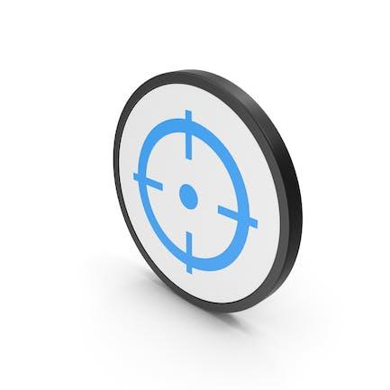 Icon Aim Blue