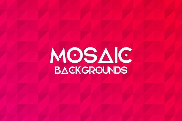 Thumbnail for Simple Mosaic Backgrounds
