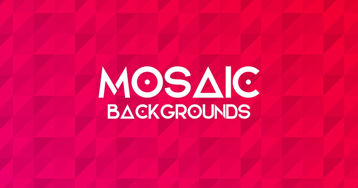 Download Simple Mosaic Backgrounds by themefire