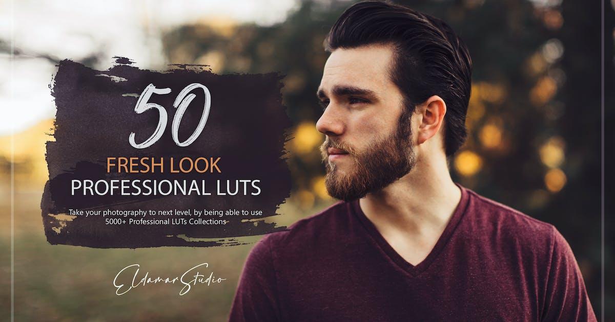 Download 50 Fresh Look LUTs Pack by Eldamar_Studio