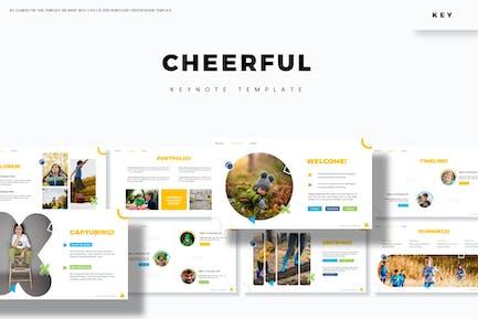 Cheerful - Keynote Template