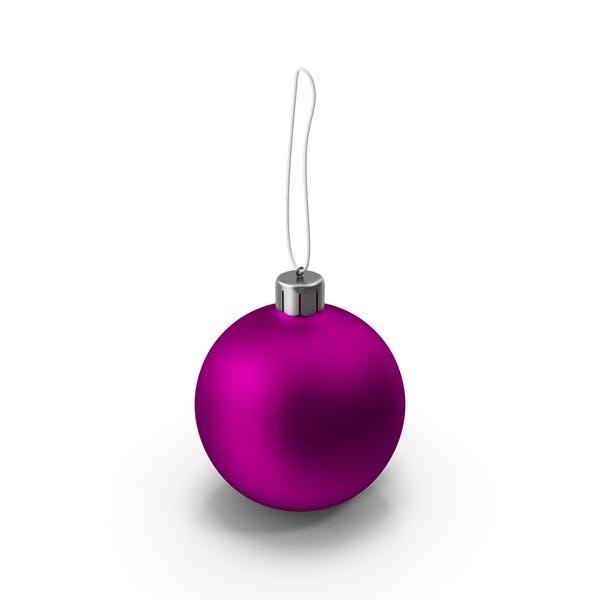 Thumbnail for Christmas Purple Ball