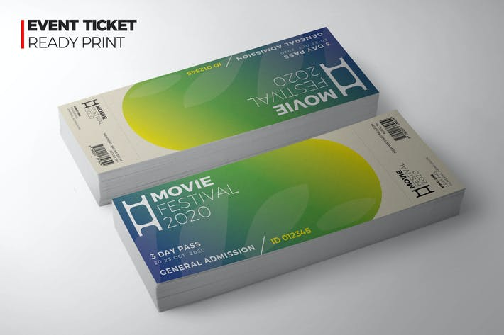 Thumbnail for Event Ticket Pro