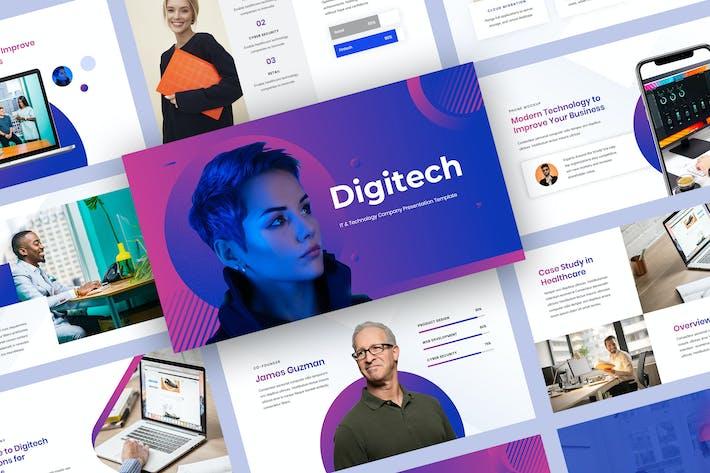 Thumbnail for Keynote вая презентация ИТ и технологий