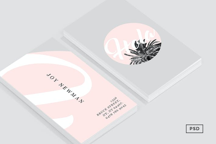 Download 14 hawaii graphic templates envato elements thumbnail for hola business card template reheart Gallery