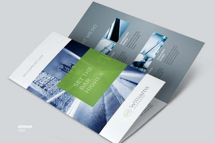 Thumbnail for Williams – Trifold Brochure