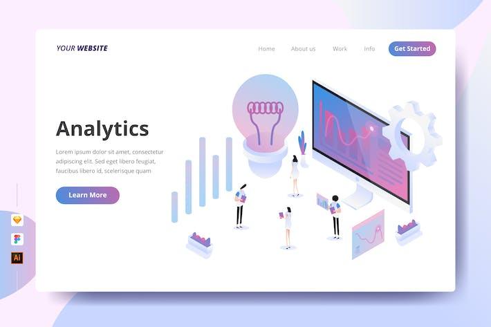 Thumbnail for Analytics - Landing Page