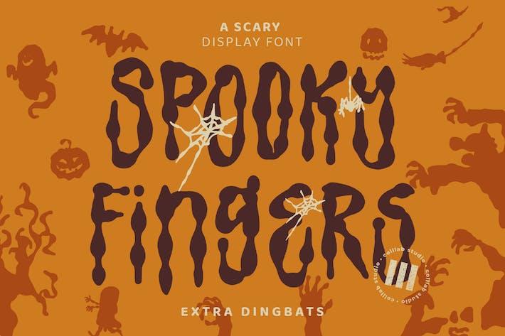 Thumbnail for Spooky Finger